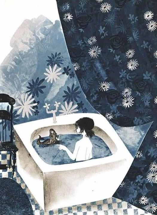 Leonard Weisgard bathroom