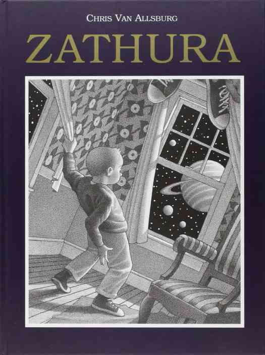 Zathura Cover by Chris Van Allsburg