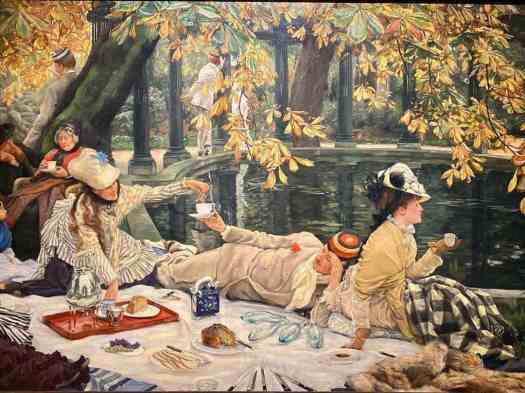 'Holyday' by James Tissot c.1876