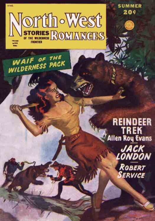 Northwest Romances v16 n05 [1948-Su] bear