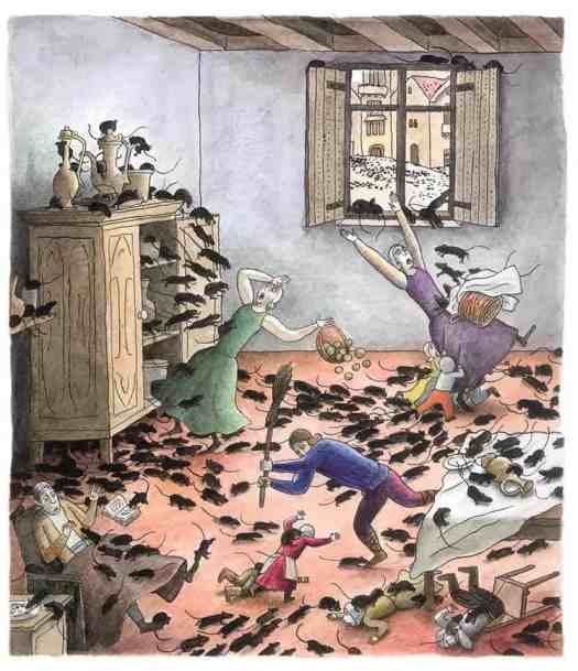 Thé Tjong-Khing pestilence