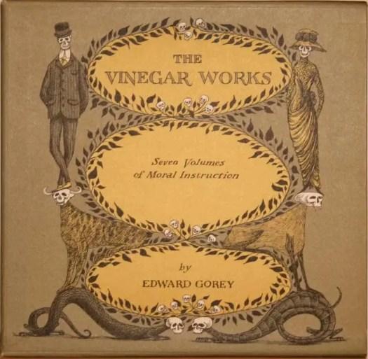 The Vinegar Works Edward Gorey cover