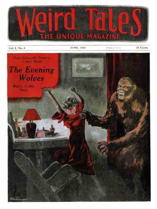 Weird Tales v01n04 (1923-06) monster