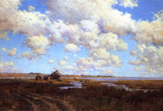 Charles Harold Davis - Clearing after a Storm