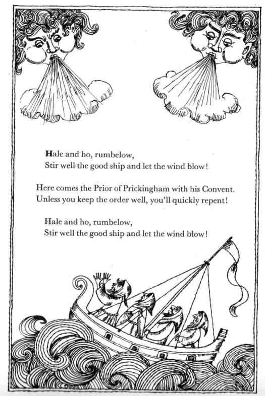 Great Grandmother Goose by Helen Cooper, illustrated by Krystyna Turska, Hamish Hamilton, London 1978