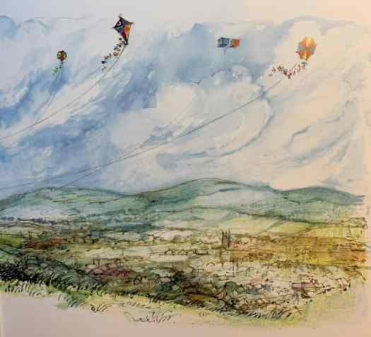 From Lucy and Tom From A to X K is for Kites by Shirley Hughes