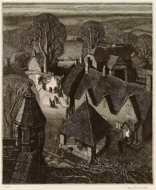 Robin Tanner 'Christmas' 1929
