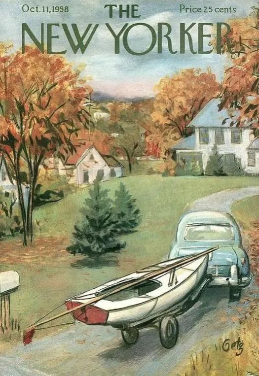 by Arthur Getz (1913-1996)