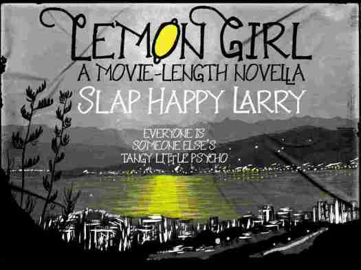 Lemon girl young adult novella