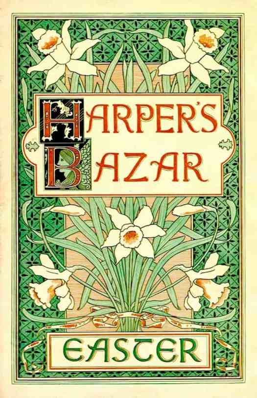 Harper's Bazar - Easter edition (New York City, late 19th-century)