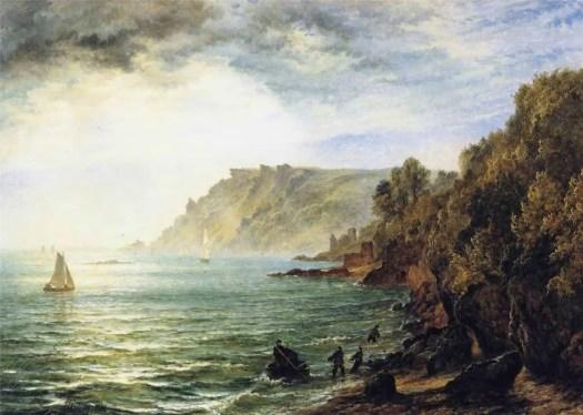 Henry Dawson - Salcombe Estuary, South Devon
