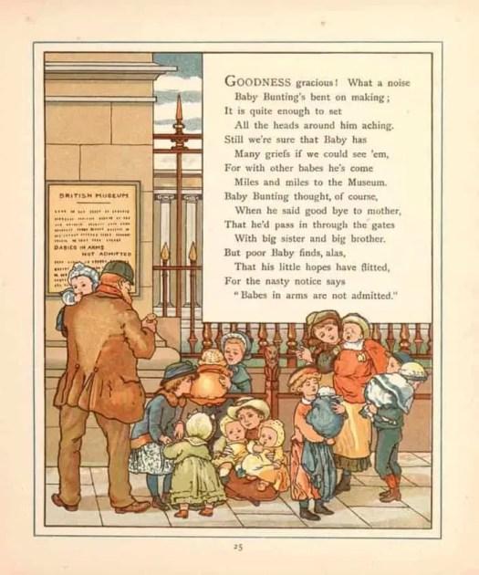 Walter-Crane-1845-1915-London-Town-Baby-Bunting