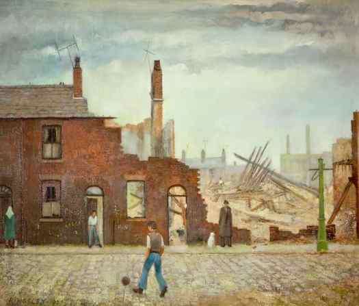 Beswick, Manchester by Harry Kingsley (1914–1998)