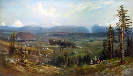 Charles Christian Eisele - Mt. Tabor, Portland, Oregon
