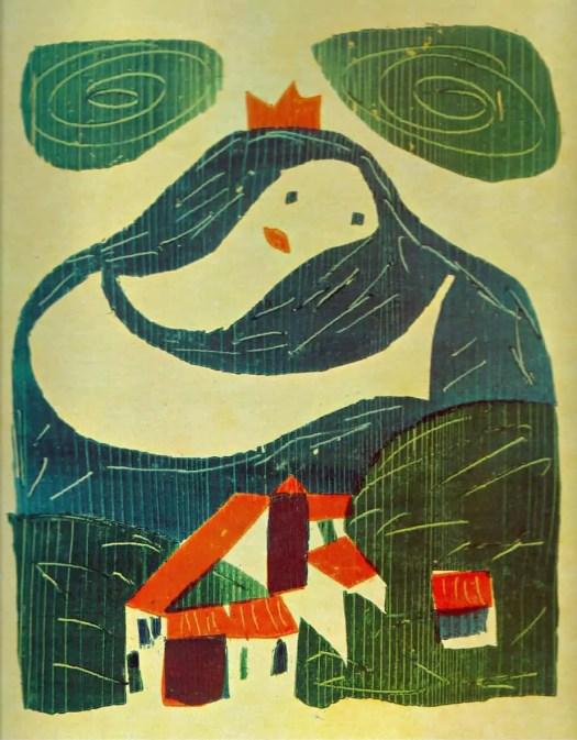 HERZAUGE (1937) Hap Grieshaber