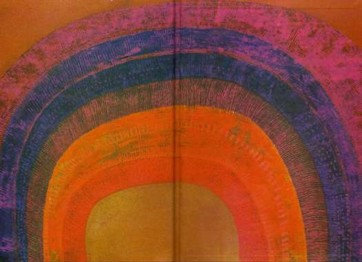 NOAH'S ARK (1965) Miche Wynants the end and beginning rainbow