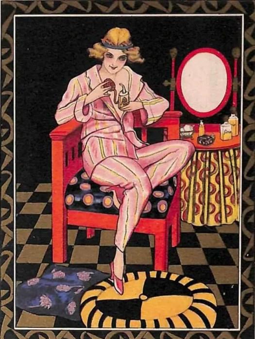 Postcard by Nanni Sirio, circa 1915