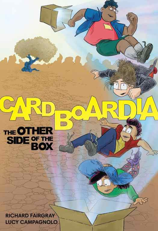Cardboardia The Other Side of the Box