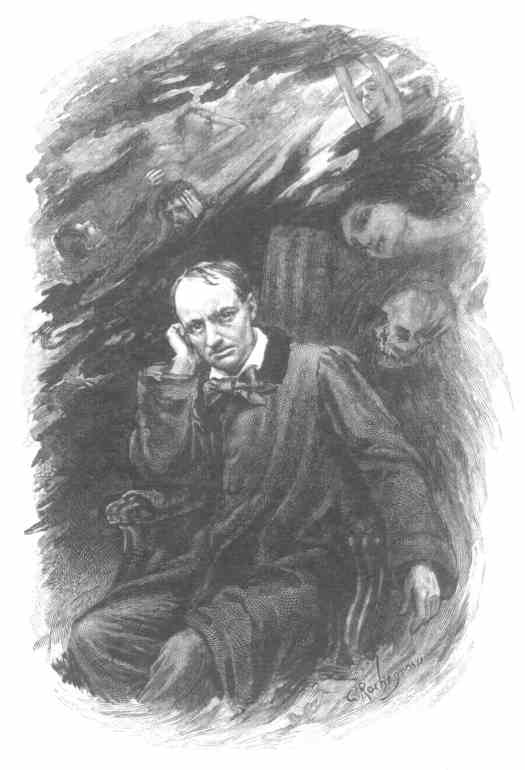 Charles Baudelaire, whose most famous work is 'Les Fleurs du mal' ('The Flowers of Evil'). Baudelaire influenced a generation of poets including Paul Verlaine or Arthur Rimbaud. He also translated stories by Edgar Allan Poe into French.