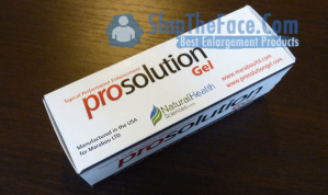 What Can You Expect From ProSolution Gel?