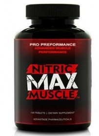 Bulking Up With Nitric Max Muscle: Everything You Need To Know About The Supplement