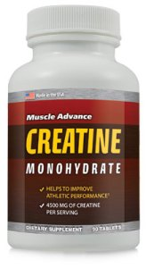 Creatine Muscle Builder: Can You Get Bigger Muscles The Natural Way?