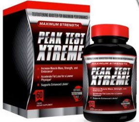 Increasing Muscle Mass Naturally: Can Peak Test Xtreme Help You?