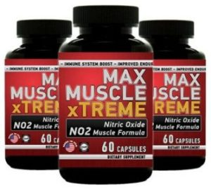 Is it Possible To Boost Your Nitric Oxide Levels With Max Muscle Extreme?