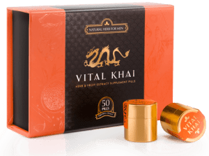 Vital Khai As A Natural Solution For The Most Common Male Sexual Problems – Does It Work?