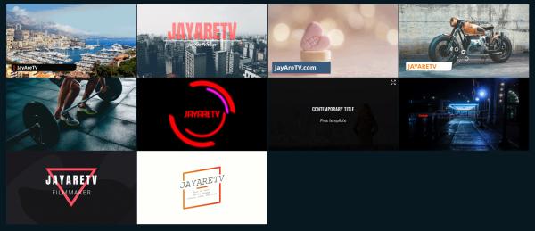 Slashcam News Ten Free Davinci Resolve Title Templates