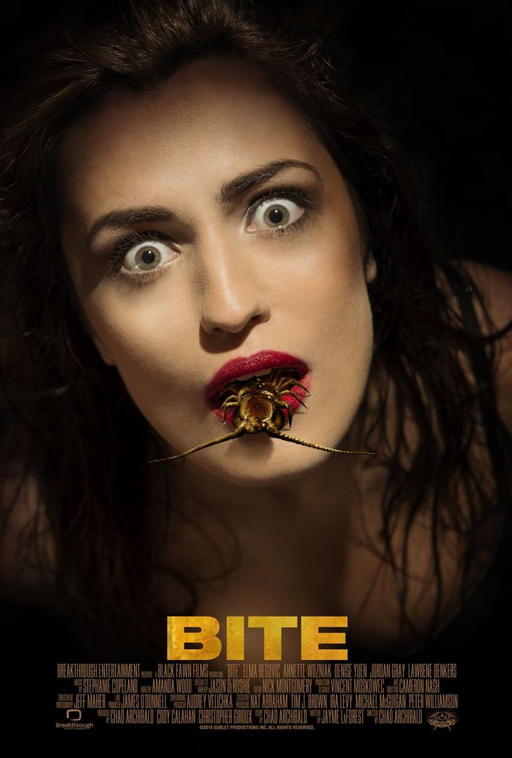 Something To Chew On Bite 2016 Review Slasher Studios