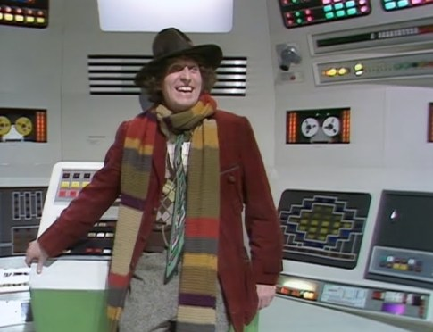 01 Fourth Doctor