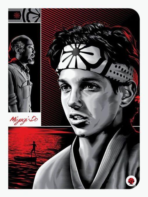Jeff Boyes Karate Kid