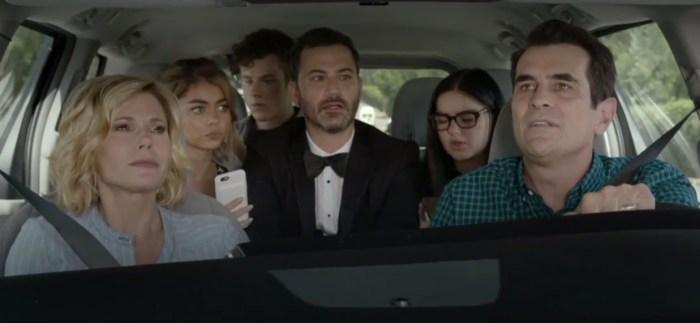 2016 Emmy Opening - Jimmy Kimmel