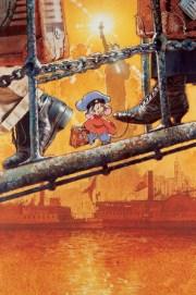 An American Tale Drew Struzan poster artwork