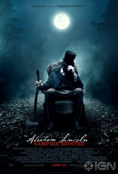 Abraham Lincoln Vampire Hunter - Night