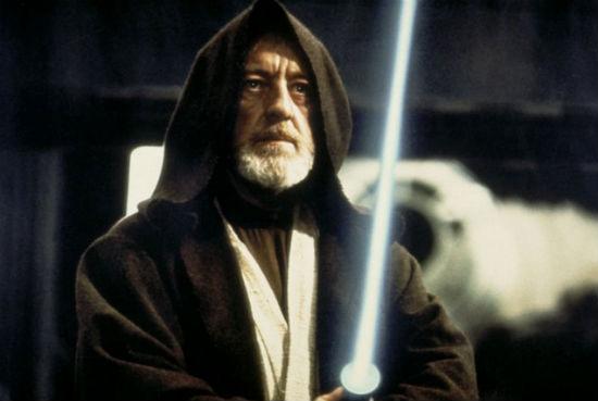 Alec Guinness Obi-Wan Kenobi