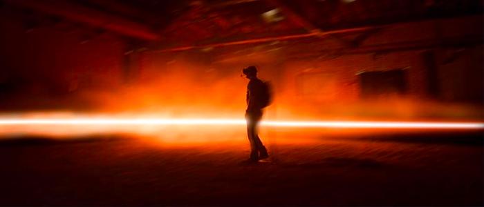 Alejandro G Inarritu VR project Carne y Arena