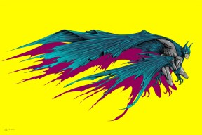 Alex Pardee - Batman