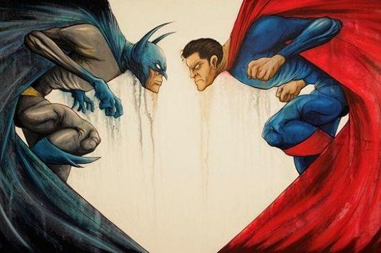 Alex Pardeen - Batman vs. Superman