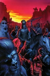 Alex Ross Planet of the Apes Cataclysm 1