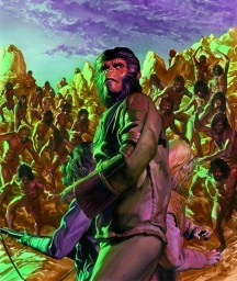 Alex Ross Planet of the Apes Cataclysm 4