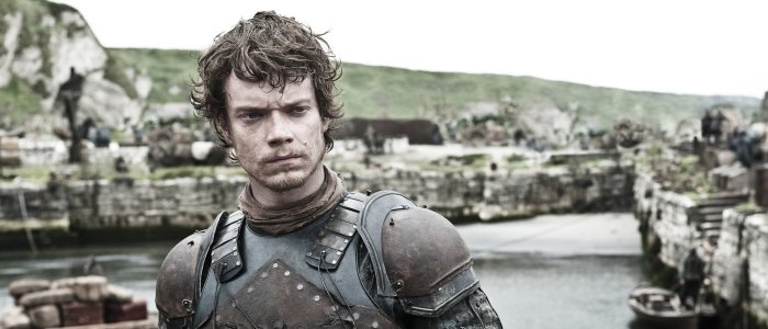 Alfie Allen as Theon Greyjoy (Reek) in Game of Thrones