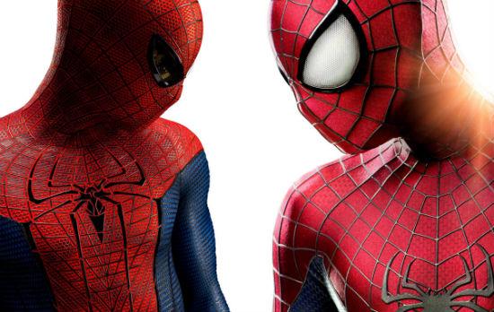 Amazing Spider-Man costumes