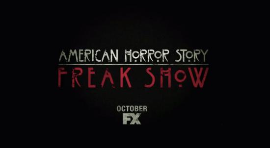 American Horror Story Freak Show trailer