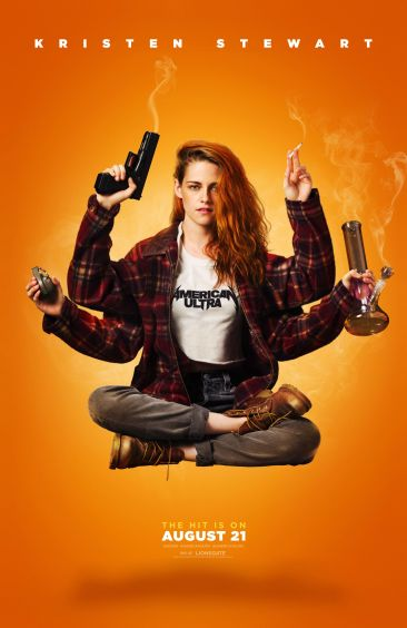 American Ultra Poster 2