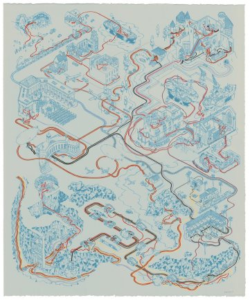 Andrew DeGraff Paths of Crusade Variant