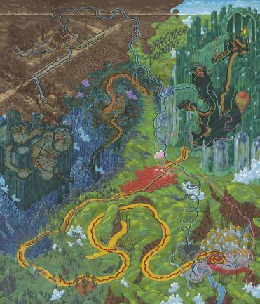 Andrew DeGraff Paths of Dorothy
