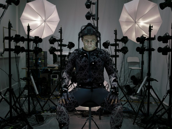 Andy Serkis Star Wars Character