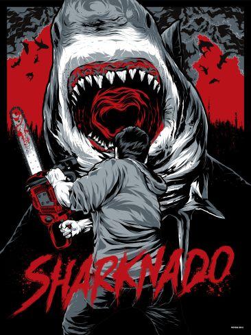 Anthony Petrie - Sharknado